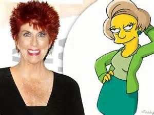 "Marcia Wallace, the voice of Edna Krabapple -- Bart Simpson's jaded, chain-smoking schoolteacher on the animated show ""The Simpsons"" -- has died. Born	:Marcia Karen Wallace November 1, 1942 Creston, Iowa, U.S. Died: October 25, 2013 (aged 70) Los Angeles, California, U.S. Alma mater	Parsons College Occupation:	 Actress Comedienne Years active:	1968–2013"