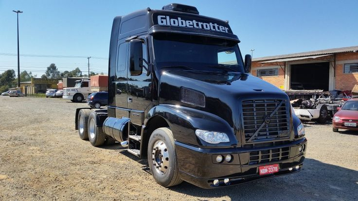 Volvo Nh12 380 Globetrotter Heavyweight Party