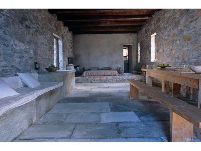 Casa in Grecia dell'architetto Katerina Tsigarida