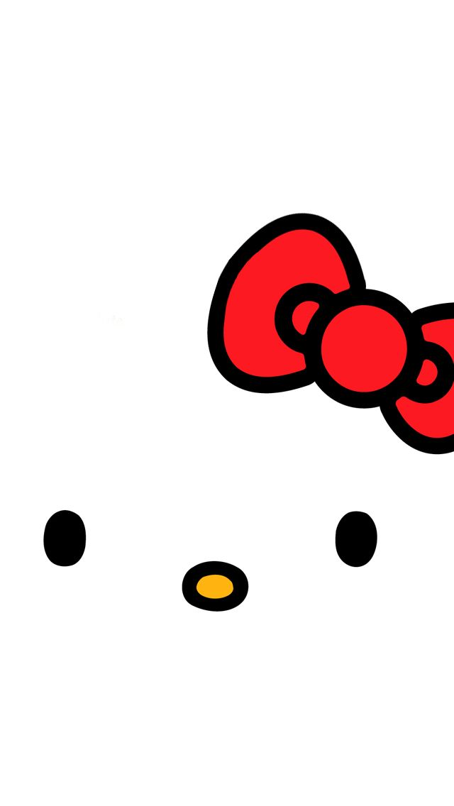 Hello Kitty Iphone 5 Wallpaper