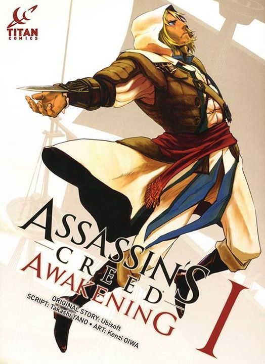 Travel back to the Golden Age of Piracy with Captain Edward Kenway in the new Titan Comics Assassin's Creed IV Black Flag manga adaptation! ⛵   In stores August 15! Pre-order your copy here: http://amzn.to/2pFVlZr #assassinscreed #assassins  #assassin #ac #assassinscreeed2 #assassinscreedbrotherhood #assassinscreedrevelations #assassinscreed3 #assassinscreedblackflag #assassinscreedrogue #assassinscreedunity #assassinscreedsyndicate #altairibnlaahad #ezioauditore #connorkenway #edwardkenway…