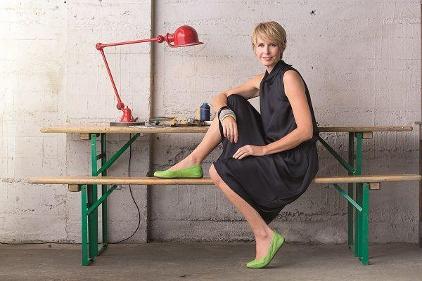 Lulu - Lime @Ziera Shoes