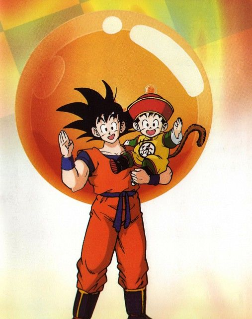 Akira toriyama toei animation dragon ball z son goku - Dragon ball z goku son ...