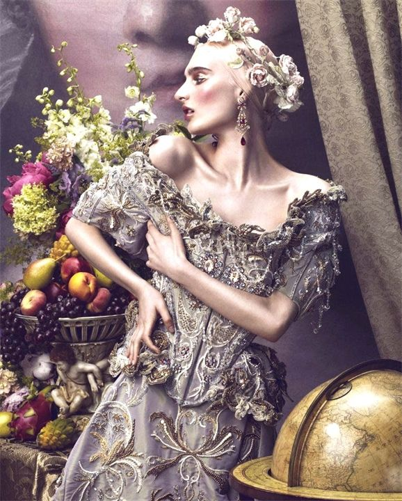 Мода в стиле барокко - 2