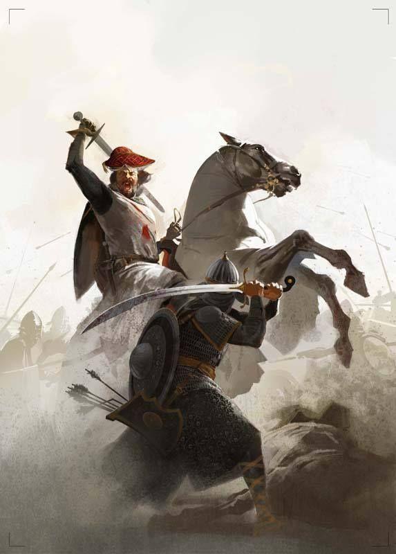 Maratha cavalry soldier