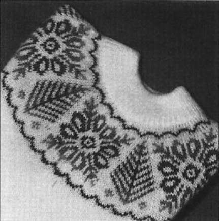 Mejores 92 imágenes de KNIT: yoke jumper en Pinterest | Hilo ...