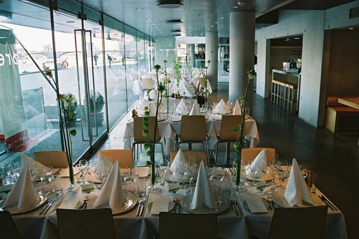 Søren K restaurant i Den Sorte Diamant