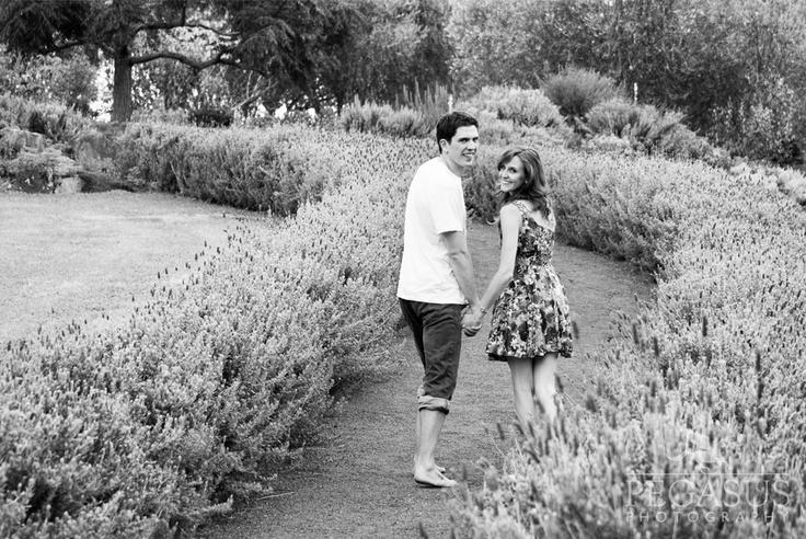 Auckland Engagement Photography Woodbridge Gardens
