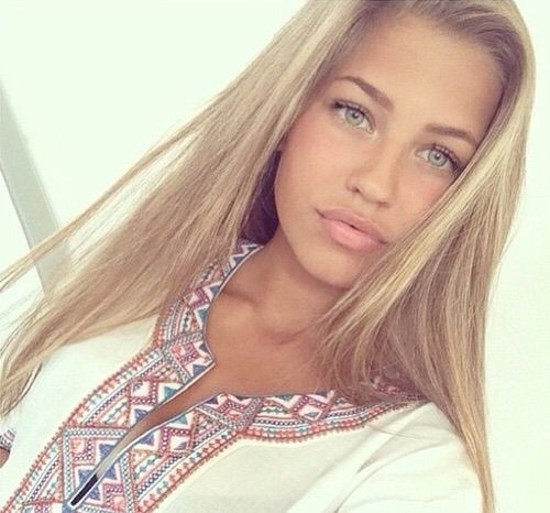 Image via We Heart It #finland #finnishgirl #14yrs #rebeckaforsenberg