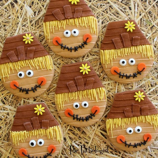 Thanksgiving Cookie Crafts: 17 Best Images About Thanksgiving Treats & Recipes On