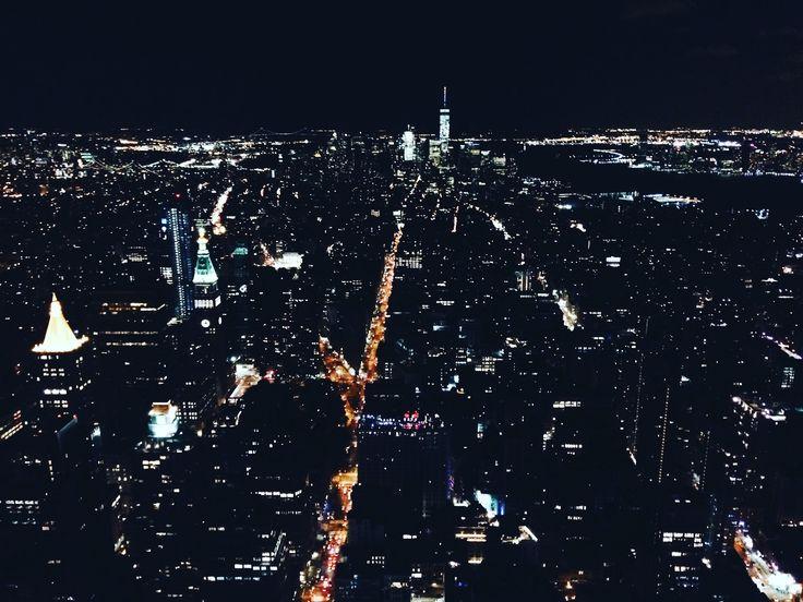 #nyc #newyorkcity #landscape #empirestatebuilding #empirestate #nightviews #photography #city
