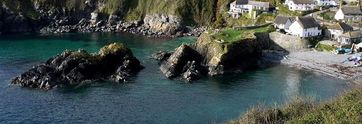 Cadgwith Cove Cottages, Cornwall