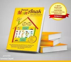 Arofah Bookstore: Rumah Main Anak Jilid 1