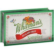Walmart: Whitman's Sugar Free Chocolate Candy Sampler, 10 Oz