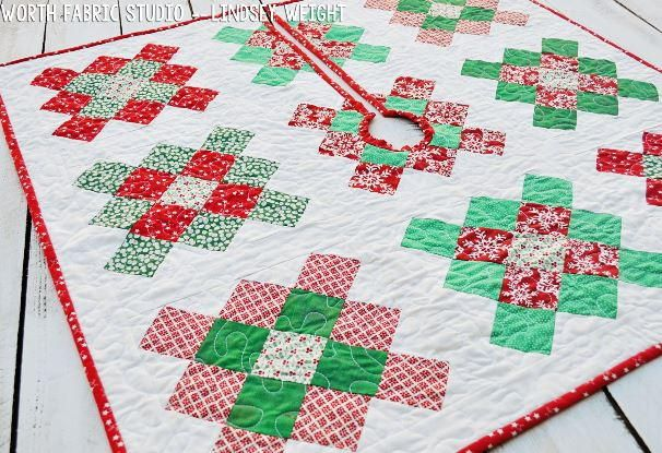 226 Best Free Christmas Quilt Patterns Images On Pinterest