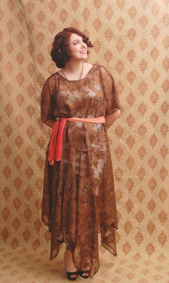 Vintage Plus Size Formal Dresses 1920 – Fashion dresses