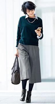 Cara流コーディネート術を、誌面スタイリストさんが伝授! 30代・40代・50代のレディースファッション通販【ディノス】