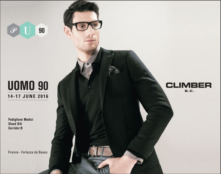 Climber B.C. invites you to preview 2017 S/S Collection at the 90th Pitti Uomo