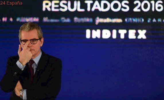 Pablo Isla ganó 10,4 millones en 2016, un 15% menos