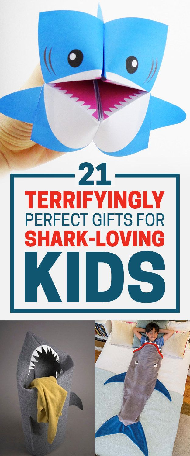 21 terrifyingly perfect gifts for shark loving kids gift for Perfect gift for my boyfriend