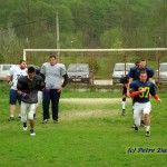Fotbal american Resita Locomotives & Timisoara '89ers - antrenament comun