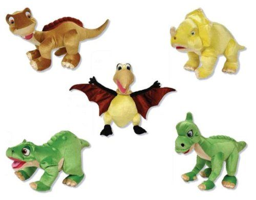 Land Before Time stuffed animals