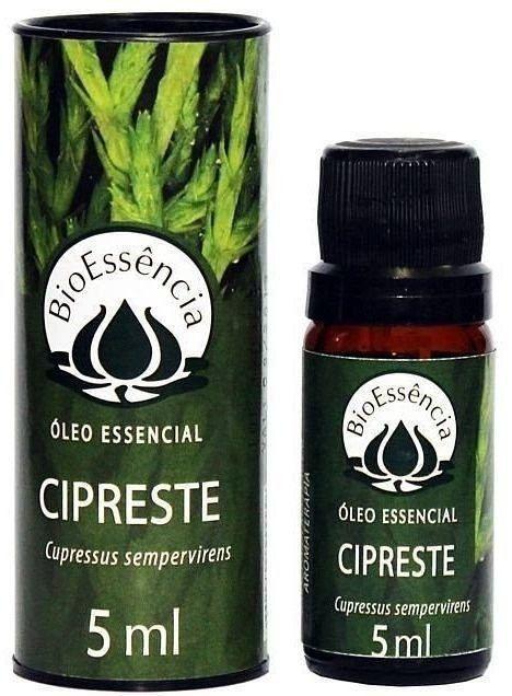 Óleo Essencial Cipreste - BIOESSENCIAL - Rosto