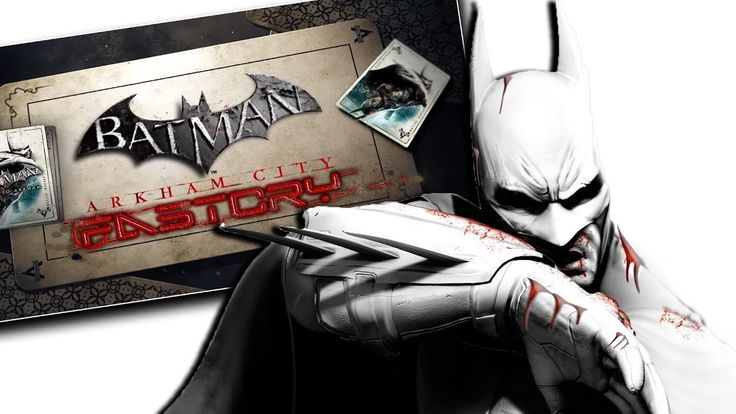 Batman: Return to Arkham - Arkham City Joker e Batman ossessione telefon...