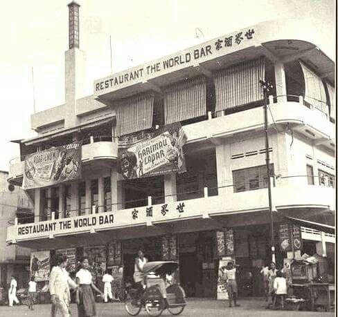 JM Plaza, Palembang 1953