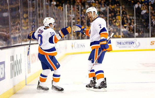New York Islanders defenseman Matt Carkner tells us all about his journey through hockey. From his amazing junior years in the OHL to making it the big leagues to living life now with his wife and kids!