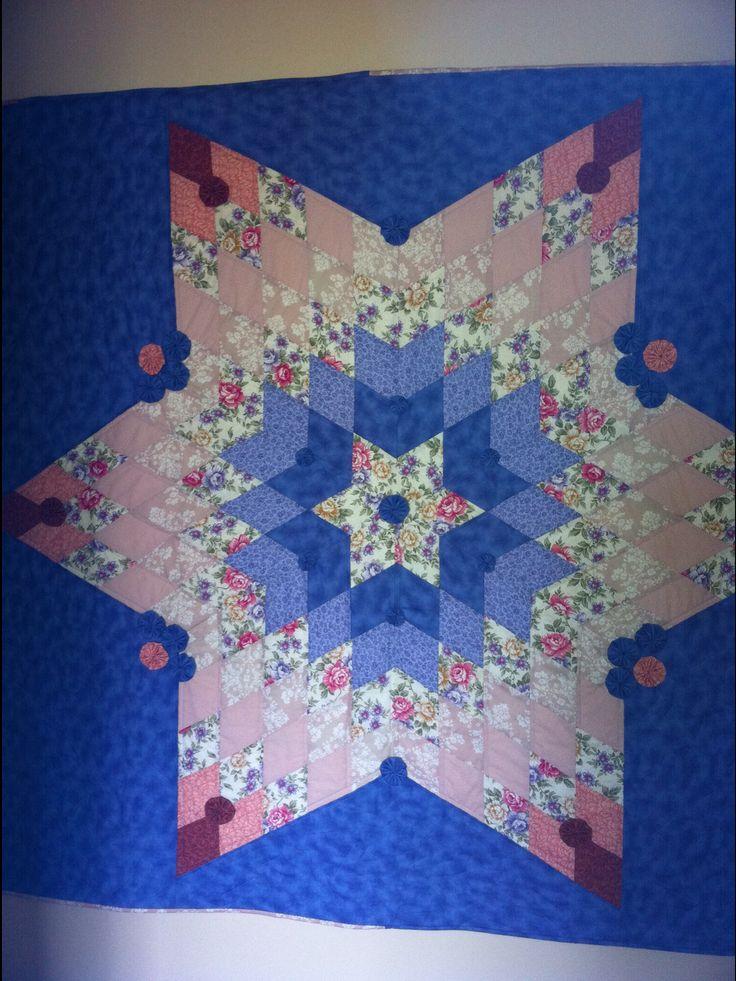 Estrela de seis pontas  / six points star