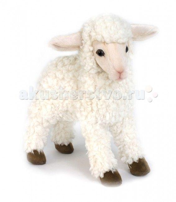 Мягкая игрушка Hansa Овечка белая 29 смОвечка белая 29 смОвечка белая 29 см. Игрушки Ханса изготовлены из искусственного меха очень приятного на ощупь, внутри имеют титановый каркас. Наличие каркаса позволяет изменять положение лап и туловища, а также поворачивать голову. Игрушки полностью копируют оригинал и могут быть выполнены в натуральную величину. На крупно габаритных игрушках ослик, лошадка и проч., размером от 1м можно сидеть верхом. Благодаря прочному каркасу, они выдерживают вес до…