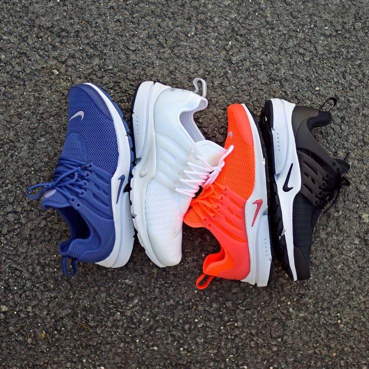 online retailer b1532 59fe6 ... Nike W Air Presto pour femme. Quatre coloris de la collection Summer  2016   Dark ...