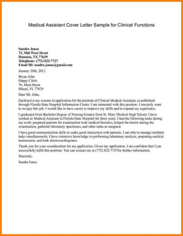 27 Pharmacist Cover Letter Sample Zaxatk