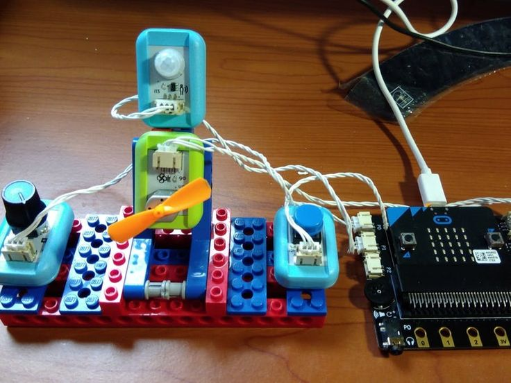 Smart Fan Control System with Micro:bit