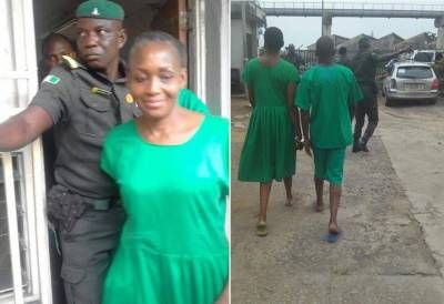 Kemi Olunloyo Granted Bail, Steps Out In 'Sexy' Prison Outfit -  Click link to view & comment:  http://www.naijavideonet.com/kemi-olunloyo-granted-bail-steps-out-in-sexy-prison-outfit/