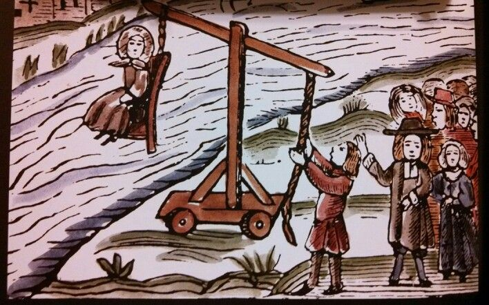 A HISTORY OF THE WITCH TRIALS IN EUROPE