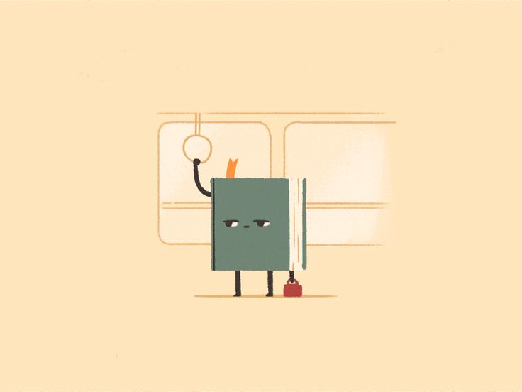 Going to work by Pablo Cuello - Dribbble