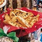 Holiday Biscotti, with cranberries & pistachios   Yum Yum   Pinterest ...