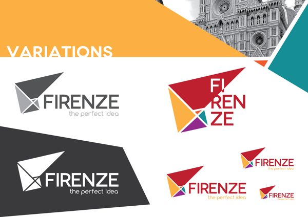 Firenze - City Branding by Bia Pongelupe, via Behance