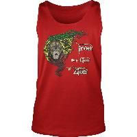 Reggae music, Iron, like a Lion in Zion, song quote, rastafarian, Jamaica flag colors, red, green #reggae #music #lion #iron #zion #tank #tops #shirts #music #rasta #gift