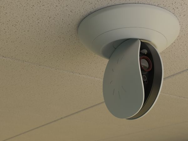 Security Camera Concepts on Behance