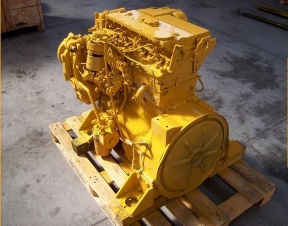 Download Caterpillar 3054E INDUSTRIAL ENGINE Service Repair