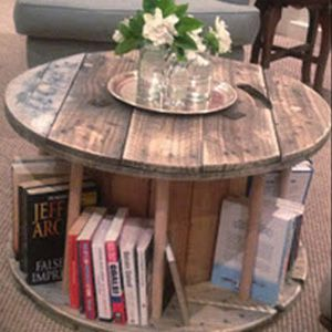 Top Ideas For DIY Cable Spool Coffee Table Hacks. DIY Effort Of This  Versatile Hack Is Minimal, The Small Touches Gives The Look To Go With Your  Home.