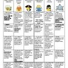 Fantàstica llista d´autoavaluació per a revisar un text escrit. An Interactive student Guide to build self-efficacy in  6-Trait Text Revising
