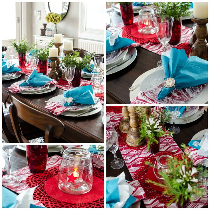 Our Christmas Table 2014