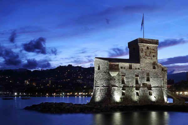 Rapallo in Italy. #italy #liguria #genoa #rapallo