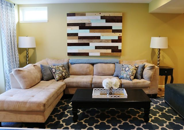 Living Room Makeover   Inexpensive Decorating