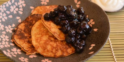 The best banana fritters