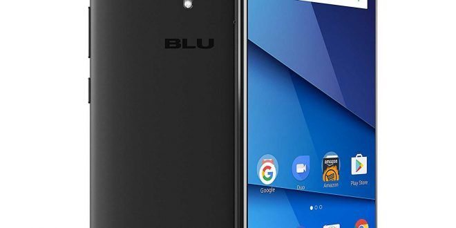 Blu Vivo 8 Selfie Phone With 16MP Front Camera, Android 7.0 Nougat Launched